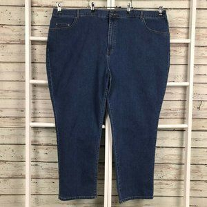 Catherines Jeans - Catherines Modern Curvy Right Fit Jeans 32W Plus